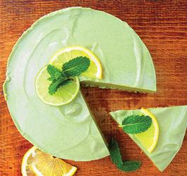 Greens Zitronen-Quark-Torte