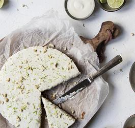 Rezept von Rineke Dijkinga: cremige zitronen torte  Cremige Zitronen-Torte
